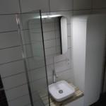 Badkamer renovatie gereed