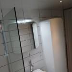 badkamer meubels geinstaleerd